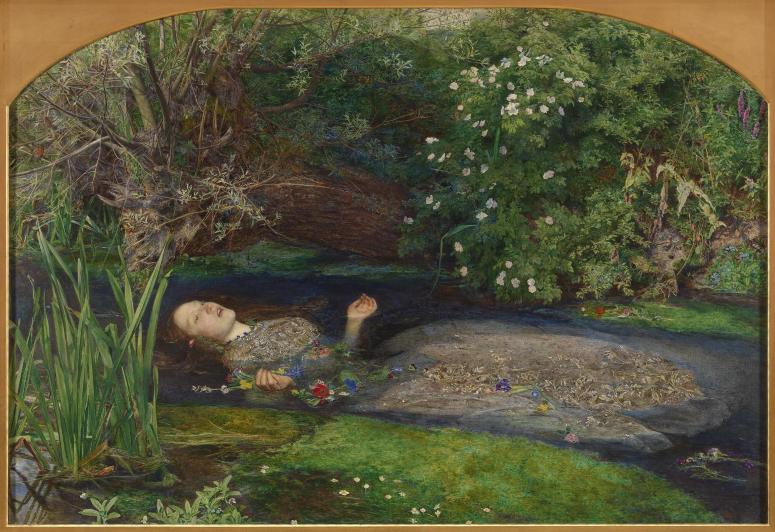 Ophelia Everett Millais