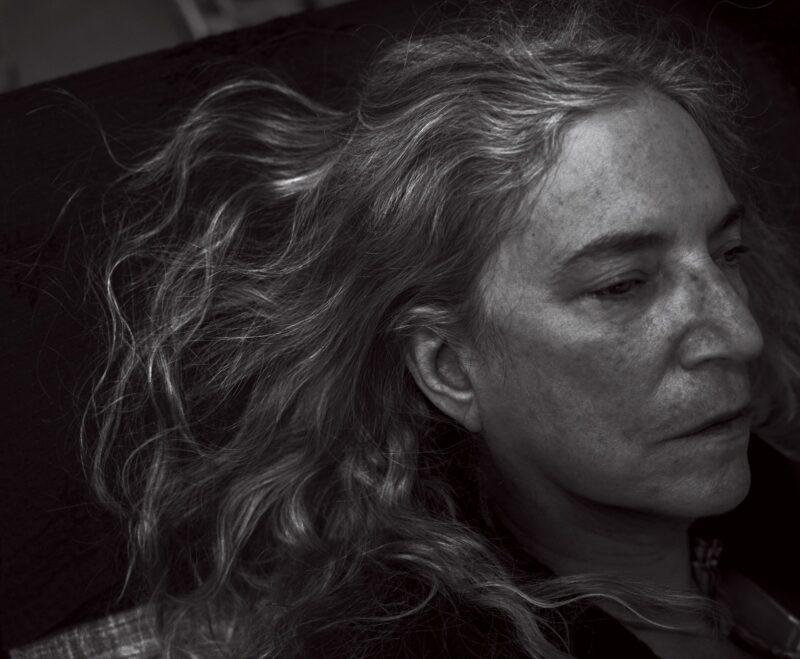 Patti Smith Annie Leibovitz